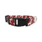 Alabama Crimson Tide Pet Collar Size S