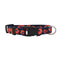Auburn Tigers Pet Collar Size M
