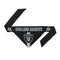 Oakland Raiders Pet Bandanna Size M