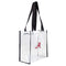 Alabama Crimson Tide Tote Clear Square Stadium