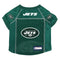 New York Jets Pet Jersey Size XS