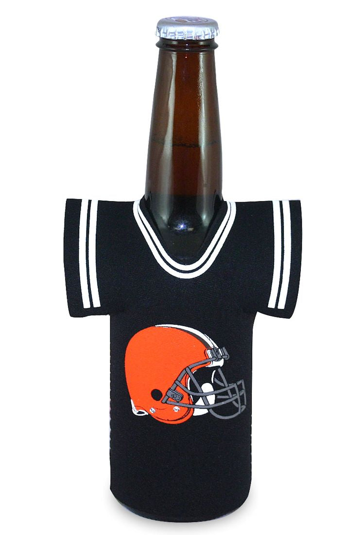 Cleveland Browns Bottle Jersey Holder