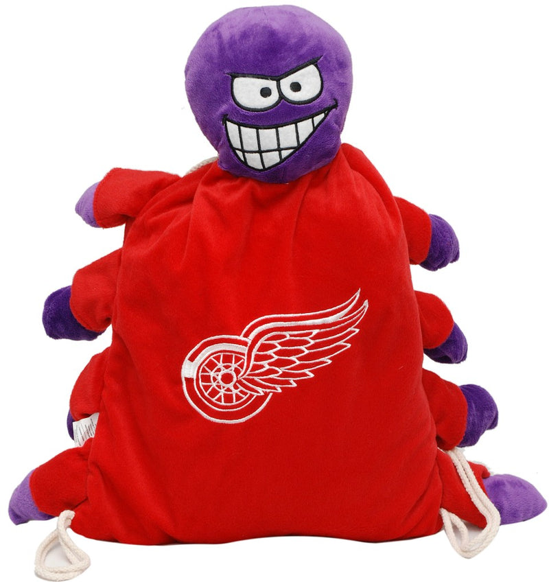 Detroit Red Wings Backpack Pal
