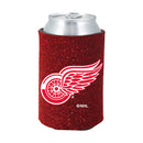 Detroit Red Wings Kolder Kaddy Can Holder - Glitter