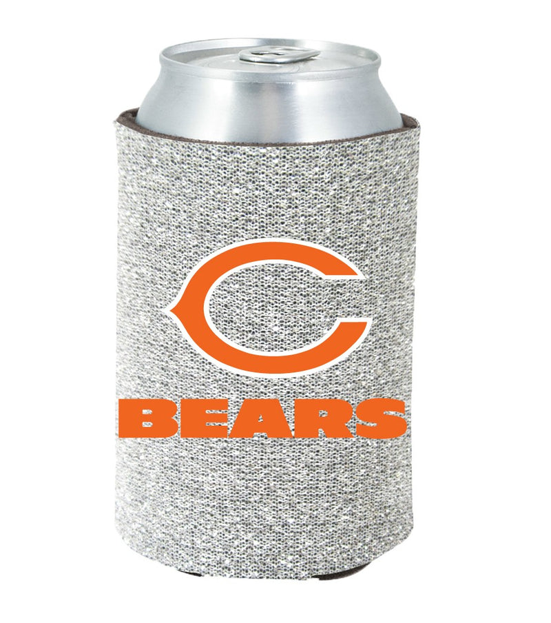 Chicago Bears Kolder Kaddy Can Holder - Glitter
