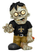 New Orleans Saints Zombie Figurine