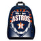 Houston Astros Backpack Lightning Style - Special Order