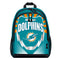 Miami Dolphins Backpack Lightning Style