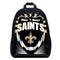 New Orleans Saints Backpack Lightning Style