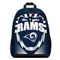 Los Angeles Rams Backpack Lightning Style