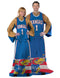 Kansas Jayhawks Blanket 48x71 Comfy Throw Player Design
