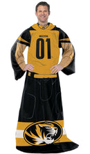 Missouri Tigers Comfy Throw - Player Design