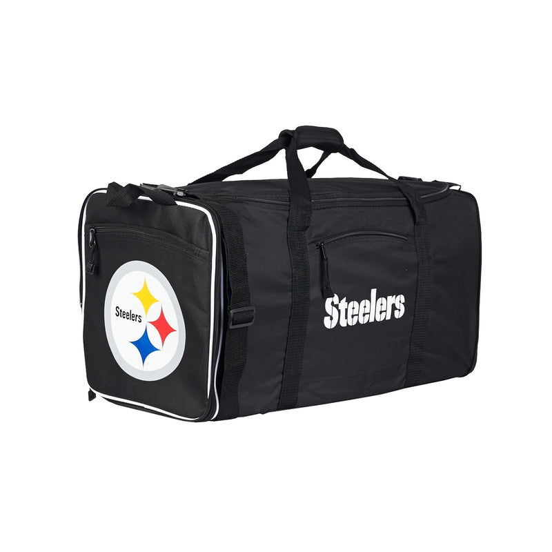 Pittsburgh Steelers Duffel Bag Steal Style - Special Order
