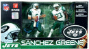 New York Jets Sport Picks NFL 16 Mark Sanchez and Shonn Greene 2 Pack