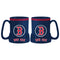 Boston Red Sox Coffee Mug 18oz Game Time Red and Blue