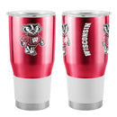 Wisconsin Badgers Travel Tumbler 30oz Ultra Red - Special Order