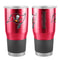 Tampa Bay Buccaneers Travel Tumbler 30oz Ultra Red
