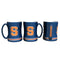 Syracuse Orange Coffee Mug 14oz Sculpted Relief Special Order