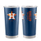 Houston Astros Travel Tumbler 20oz Ultra Navy