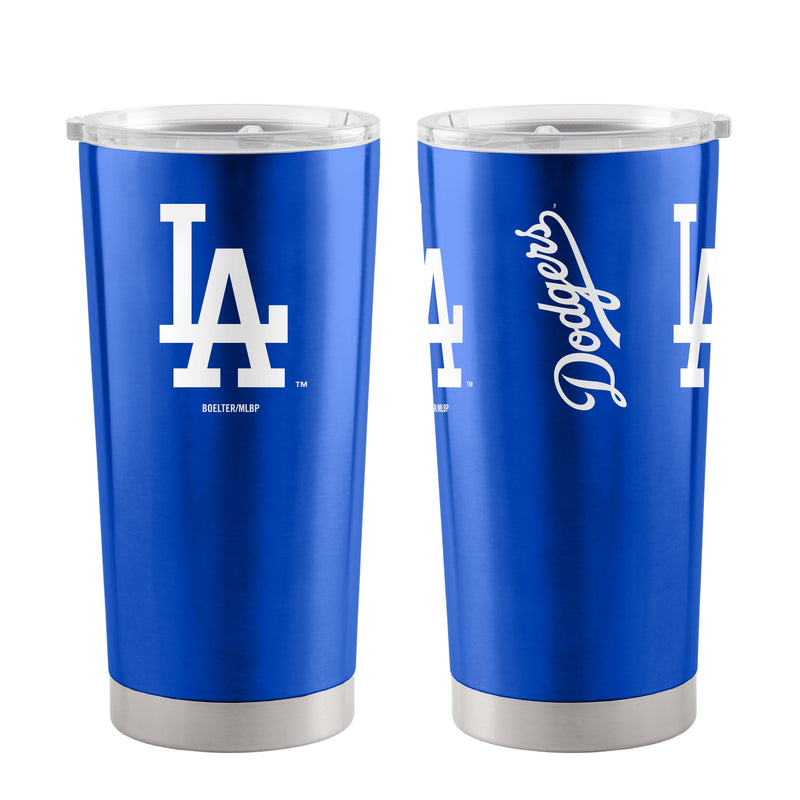 Los Angeles Dodgers Travel Tumbler 20oz Ultra Blue