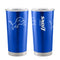 Detroit Lions Travel Tumbler 20oz Ultra Blue