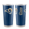 Los Angeles Rams Travel Tumbler 20oz Ultra Navy