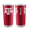 Texas A&M Aggies Travel Tumbler 20oz Ultra Red