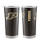 Purdue Boilermakers Travel Tumbler 20oz Ultra Black