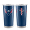 Washington Capitals Travel Tumbler 20oz Ultra Navy