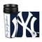 New York Yankees Travel Mug 14oz Full Wrap Style Hype Design