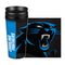 Carolina Panthers Travel Mug 14oz Full Wrap Style Hype Design