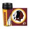 Washington Redskins Travel Mug 14oz Full Wrap Style Hype Design