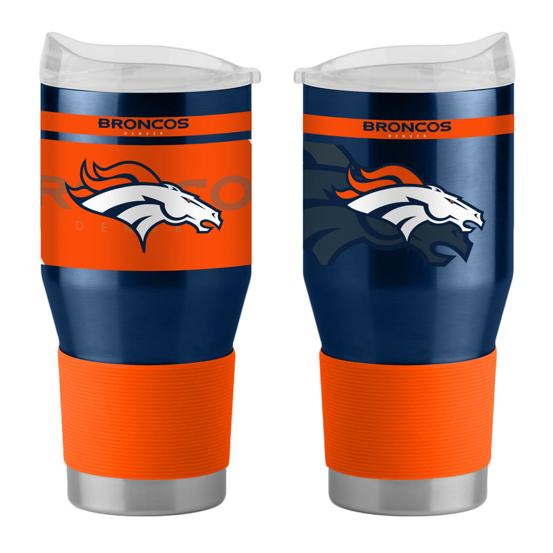 Denver Broncos Travel Tumbler 24oz Ultra Twist - Special Order