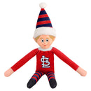 St. Louis Cardinals Plush Elf