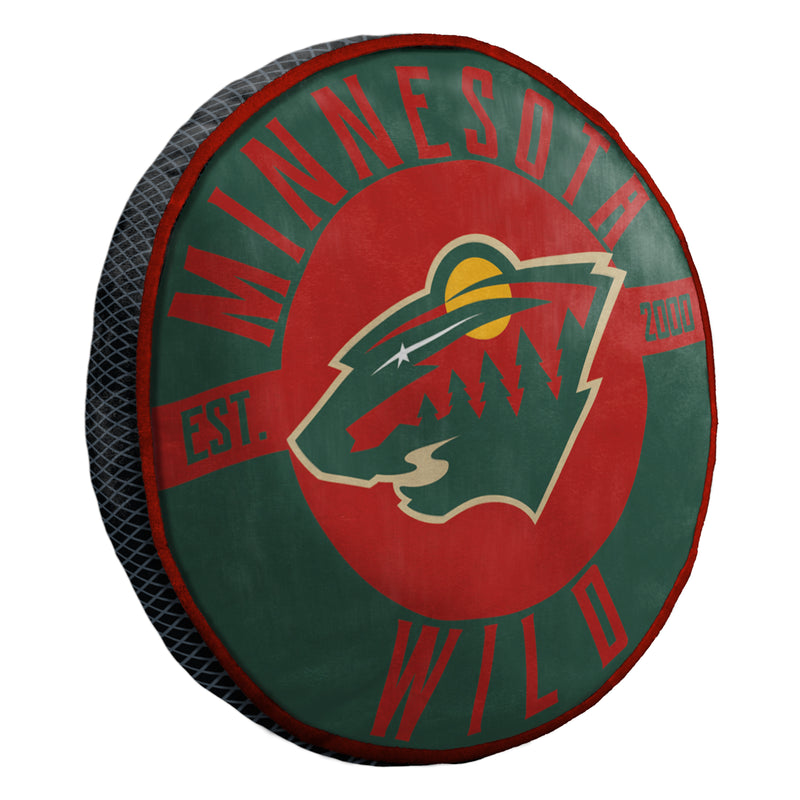 Minnesota Wild Pillow Cloud to Go Style