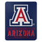 Arizona Wildcats Blanket 50x60 Fleece Control Design - Special Order