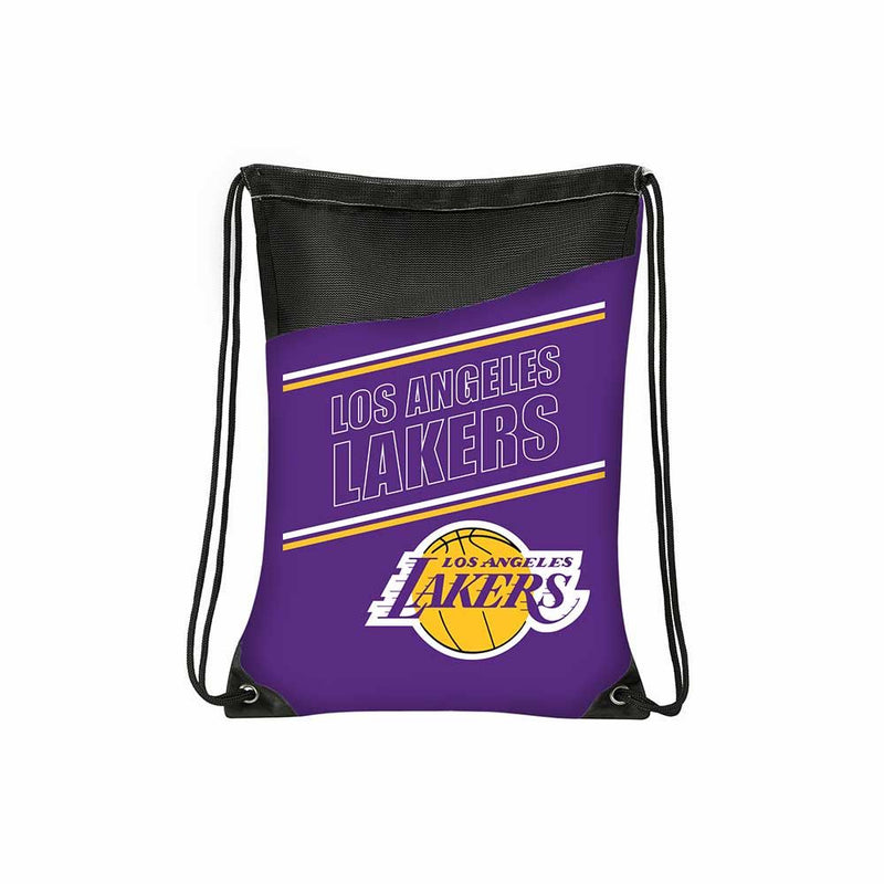 Los Angeles Lakers Backsack Incline Style - Special Order