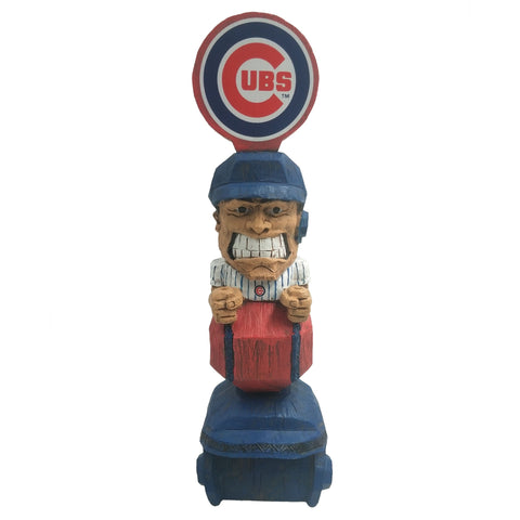 MLB - Chicago Cubs - Tiki Totems