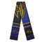 Baltimore Ravens Scarf Colorblock Big Logo Design