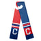 Cleveland Indians Scarf Colorblock Big Logo Design