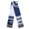 Los Angeles Rams Scarf Colorblock Big Logo Design