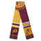 Washington Redskins Scarf Colorblock Big Logo Design