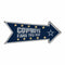 Dallas Cowboys Sign Running Light Marquee