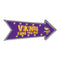 Minnesota Vikings Sign Running Light Marquee