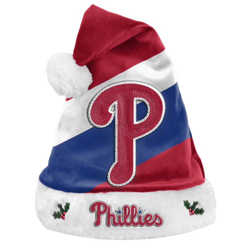 Philadelphia Phillies Santa Hat Basic - Special Order