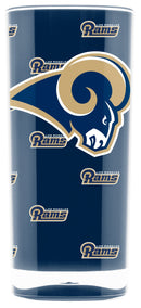 Los Angeles Rams Tumbler - Square Insulated (16oz)