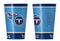Tennessee Titans Disposable Paper Cups