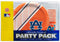 Auburn Tigers Party Pack 80 Piece