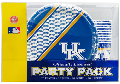 NCAA - Kentucky Wildcats - Party & Tailgate
