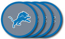 Detroit Lions Coaster 4 Pack Set